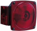 Peterson V440L Combination Tail Light w/License Plate Light