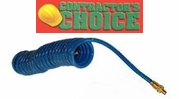 Contractor's Choice Coiled Air Hose