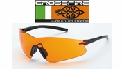Crossfire Blade Frameless Safety Glasses