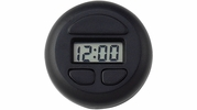 Bell Automotive 37003  Stick-On Spot Clock - Black