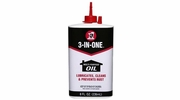 3-IN-ONE 10038  8 oz Multi-Purpose Oil (10138)