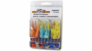 Pico 0045PT  28 Piece Male & Female Assorted Quick Connects Kit (22-16, 16-14 & 12-10 AWG)