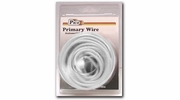 Pico 81107PT  10 AWG White Primary Wire 10' per Package