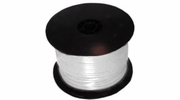 Pico 81107A  10 AWG White Primary Wire 500' per Package