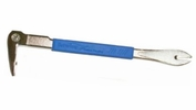 """Estwing PC-250G  10"""" Pro-Claw Nail Puller with Blue Cushion Grip"""