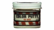Color Putty 100  3.68oz Oil Based Wood Filler Putty - White
