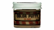 Color Putty 106  3.68oz Oil Based Wood Filler Putty - Light Birch