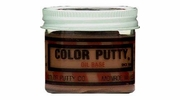 Color Putty 138  3.68oz Oil Based Wood Filler Putty - Pecan