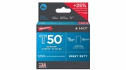 "Arrow Fastener 50CT  T50 17/32"" Ceiltile Heavy Duty Staples 1250 per Package"