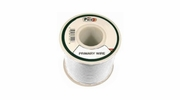 Pico 81187J  18 AWG White Primary Wire 50' per Package