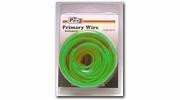Pico 81144PT  14 AWG Green Primary Wire 20' per Package