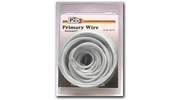 Pico 81147PT  14 AWG White Primary Wire 20' per Package