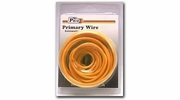 Pico 81168PT  16 AWG Orange Primary Wire 25' per Package