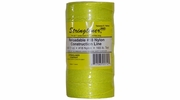 Stringliner 35712  1080' Twisted Nylon Construction Line Fluorescent Yellow 1-lb. Replacement Roll