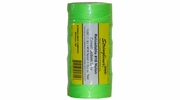 Stringliner 35715  1080' Twisted Nylon Construction Line Fluorescent Green 1-lb. Replacement Roll
