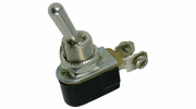 """Pico 5510PT  12 Volt 15 Amp On-Off Toggle Switch 3/4"""" Metal Bat Handle SPST 1 Per Package"""