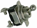 """Pico 5511PT  125 or 250 VAC On-Off Toggle Switch 1/4"""" Metal Ball Handle SPST 1 Per Package"""