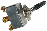 """Pico 5544PT  6-12 Volt 50 Amp Heavy Duty Momentary On-Off-Momentary On Toggle Switch 1"""" Chrome Handle SPDT 1 Per Package"""