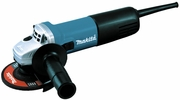 "Makita 9557NB  4-1/2"" Angle Grinder with Slide Switch - 7.5 Amp"