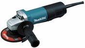"Makita 9557PB  4-1/2"" Angle Grinder with Paddle Switch - 7.5 Amp"