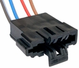 Pico 5646PT  1977-On GM Fan Speed Switch Harness Four Lead Wiring Pigtail