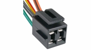 Pico 5719PT  1983-1993 Ford Fan Speed Switch Four Lead Wiring Pigtail