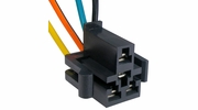 Pico 5734PT  1983-On Ford Trucks AC Blower Motor Resistor Four Lead Wiring Pigtail (E7TZ-19A706-A)