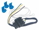 Hopkins 41225  LiteMate Vehicle to Trailer Wiring Kit (Hardwire) (Pico 6764PT) 1995-2002 Chevrolet Blazer and GMC Jimmy (Downsize), 1995-2001 GMC Envoy, 1995-2005 Chevrolet Astro Van and GMC Safari