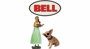Bell Auto Moving Figures (Hula, Bobble Heads)