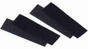 "Bell Automotive 00411  Hook & Loop Tape - 2 Sets of 4"" Strips"