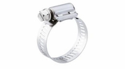 "10 Pack Breeze 64080H  Power Seal Clamps with 410 Stainless Screw Effective Diameter Range: 2-1/2"" - 5-1/2"" (64mm - 140mm)"