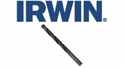 Irwin Heavy Duty Black Oxide Coated High Speed Steel Jobber Length Drill Bits