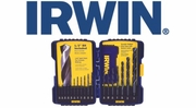 Irwin Black Oxide Drill Bit Sets