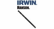 "Irwin 6"" Aircraft Extension High Speed Steel Fractional Straight Shank Drill Bits"