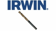 Irwin Turbomax High Speed Steel Straight Shank Jobber Length Drill Bits