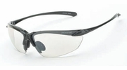 Crossfire 9215  Sniper Safety Glasses Indoor - Outdoor Lens - Shiny Pear Gray Frame