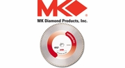 MK Diamond Turbo Rim Diamond Blades for Masonry
