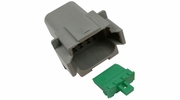 Pico 5998A  8-Way Deutsch / Wedgelock Connector Female Housing and Wedge Set 100 Sets per Package