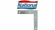 National Flat Corner Braces
