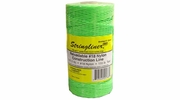 Stringliner 35768  1000' Braided Nylon Construction Line Fluorescent Green 1-lb. Replacement Roll