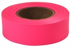 "Empire Level 77-003  200' x 1"" Roll Flagging Tape Glo-Pink"