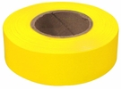 """Empire Level 77-004  200' x 1"""" Roll Flagging Tape Glo-Yellow"""