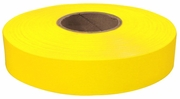 """Empire Level 77-064  600' x 1"""" Roll Flagging Tape Glo-Yellow"""