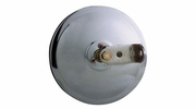 """Open Road 10501  5"""" Stainless Steel Convex Mirror Center Mount (S2S)"""