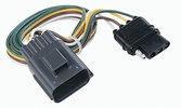 Hopkins 40335  LiteMate Vehicle to Trailer Wiring Kit (Pico 6863PT) 2002-2005 Ford Explorer and Mercury Mountaineer