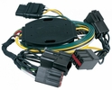 Hopkins 40565  LiteMate Vehicle to Trailer Wiring Kit (Pico 6864PT) 1996-1999 Ford Taurus and Mercury Sable (Sedan Only)