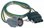 Hopkins 40135  LiteMate Vehicle to Trailer Wiring Kit (Pico 6882PT) 1997 Ford F150, F250 Light Duty and 1997-1999 Expedition