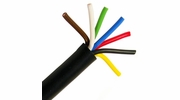 Pico 8157S  7-Way Trailer Wiring Cable 7-14ga Conductor 100' per Package