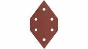 Porter Cable 767601005  100 Grit Diamond Hook & Loop Sanding Sheets 5 Sheets per Package