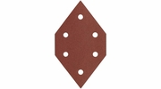 Porter Cable 767602205  220 Grit Diamond Hook & Loop Sanding Sheets 5 Sheets per Package